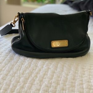 Marc Jacobs black crossbody bag